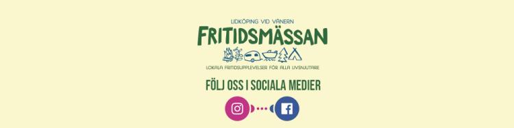 följ oss i sociala